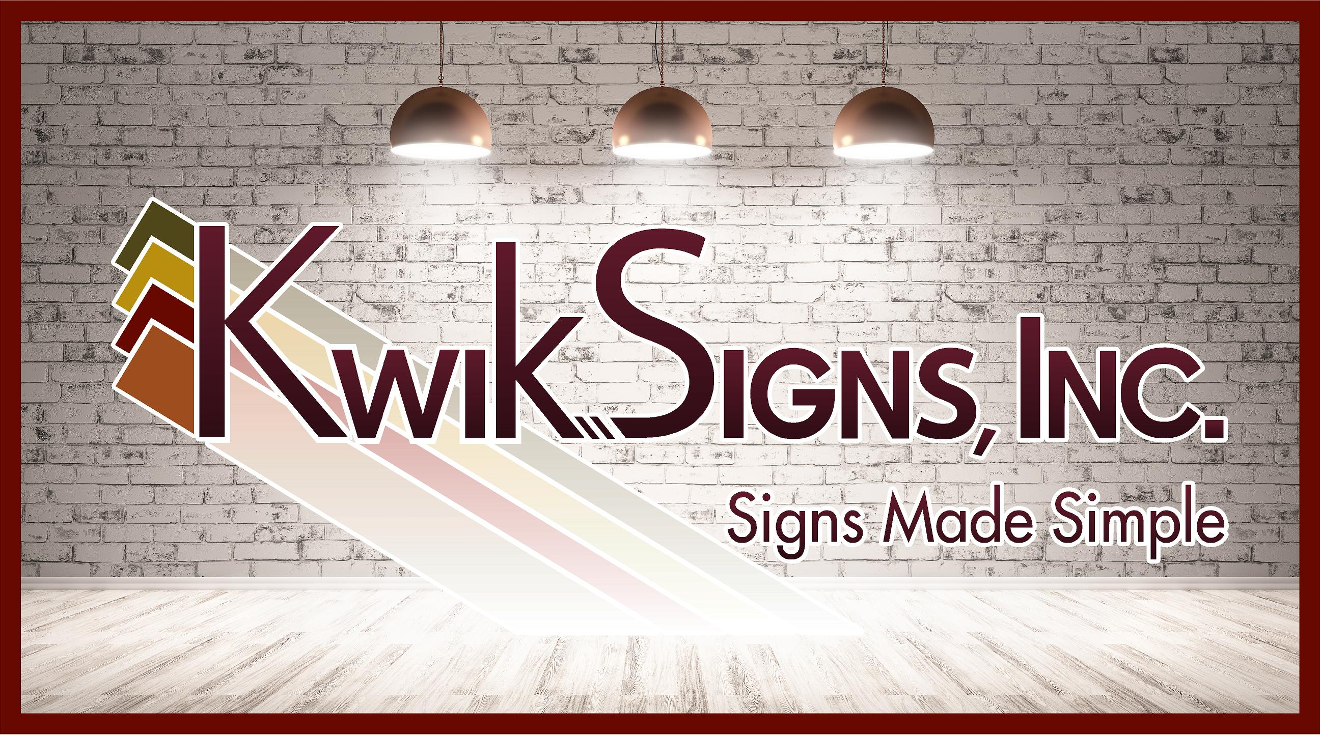 Kwik Signs, Inc.
